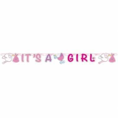 Slinger geboorte meisje 170 cm